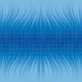 Fundo claro azul abstrato - Tileable Fotos de Stock Royalty Free