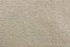 Fundo claro da textura da lona do algodão Fotografia de Stock Royalty Free