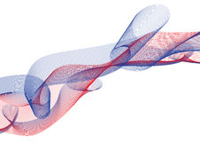 Fundo claro do vetor do espectro ilustração stock