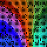 Fundo colorido Fotografia de Stock