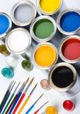 Fundo colorido imagens de stock