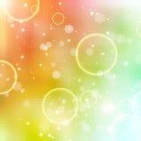 Fundo colorido abstrato Fotos de Stock Royalty Free
