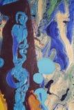Fundo colorido abstrato fotografia de stock royalty free