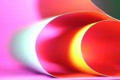 Fundo colorido abstrato Imagem de Stock