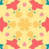 Fundo colorido abstrato Foto de Stock