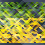 Fundo colorido abstrato do mosaico Fotos de Stock Royalty Free