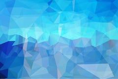 Fundo colorido abstrato do triângulo Imagens de Stock Royalty Free