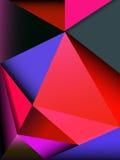 Fundo colorido abstrato para o projeto Imagem de Stock