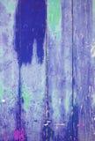 Fundo colorido azul do vintage Fotografia de Stock Royalty Free
