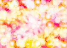 Fundo colorido bonito da lente ilustração royalty free