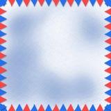 fundo colorido com bandeiras Imagens de Stock