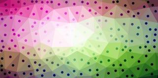 Fundo colorido com estrelas quadriculação 9 Fotos de Stock Royalty Free
