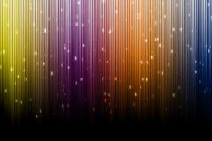 Fundo colorido, a cor do aurora borealis Fotografia de Stock