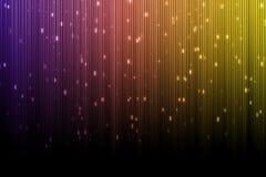 Fundo colorido, a cor do aurora borealis Imagem de Stock Royalty Free