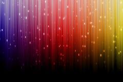 Fundo colorido, a cor do aurora borealis Imagem de Stock