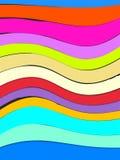 Fundo colorido creativo ilustração do vetor