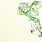 Fundo colorido da mola Imagem de Stock Royalty Free