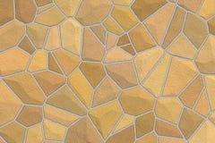 Fundo colorido da parede de pedra ilustração do vetor