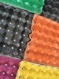 Fundo colorido de DIY Fotografia de Stock Royalty Free