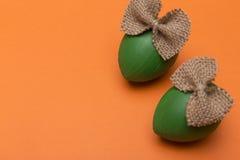 Fundo colorido de Easter Imagens de Stock