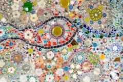Fundo colorido de rochas coloridas Imagens de Stock