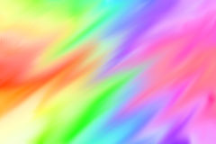 Fundo colorido do arco-íris gráfico abstrato da pintura Foto de Stock