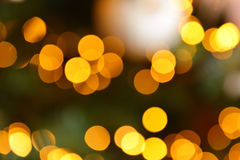 Fundo colorido do borrão do bokeh das luzes da cor, Chrismas Foto de Stock Royalty Free