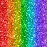 Fundo colorido do brilho do arco-íris Vetor ilustração do vetor