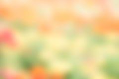 fundo colorido do estilo do borrão abstrato fotografia de stock