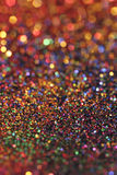 Fundo colorido do Glitter imagem de stock royalty free