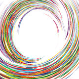 Fundo colorido do quadro abstrato do arco-íris Imagens de Stock Royalty Free
