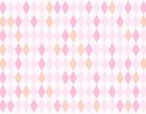 Fundo colorido do rhombus ilustração stock