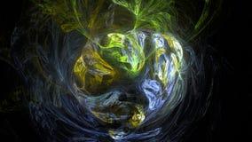 Fundo colorido do sumário da explosão da aquarela Fotografia de Stock Royalty Free