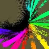 Fundo colorido do vetor ilustração do vetor