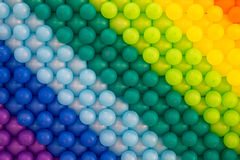 Fundo colorido dos balões Fotografia de Stock Royalty Free
