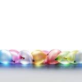 Fundo colorido dos balões Imagens de Stock