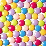 fundo colorido dos círculos Imagens de Stock Royalty Free
