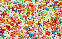 Fundo colorido dos doces Imagem de Stock Royalty Free