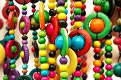 Fundo colorido dos grânulos Fotografia de Stock