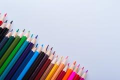 Fundo colorido dos pastéis com copyspace Foto de Stock