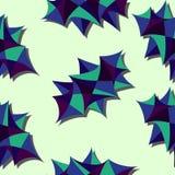 Fundo colorido geométrico do fundo abstrato Ilustração Stock