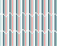 Fundo colorido geométrico do sumário vertical que consiste em um grupo de linhas ilustração royalty free