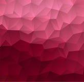 Fundo colorido geométrico do triângulo abstrato Foto de Stock
