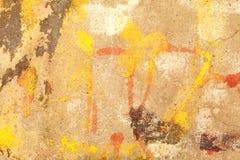 Fundo colorido velho da parede das texturas Fundo perfeito foto de stock royalty free