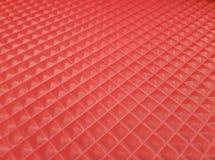 fundo com 3d vermelho Fotografia de Stock