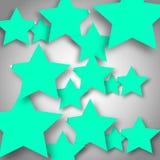 Fundo com estrelas Fotos de Stock Royalty Free