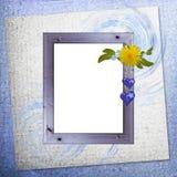 Fundo com frames Imagens de Stock Royalty Free
