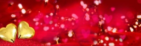 Fundo com lotes dos corações Imagem de Stock Royalty Free