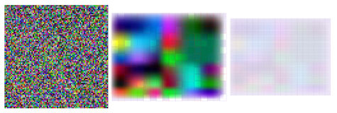 Fundo com mosaico Fotografia de Stock