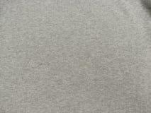 Fundo com nervuras cinzento do algodão Fotos de Stock